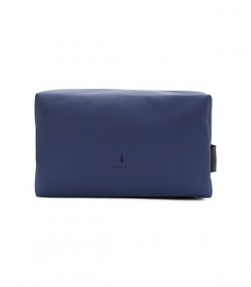 Waterdichte tas RAINS Wash Bag Large blue voorkant