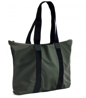 RAINS - Tote Bag Rush - Green