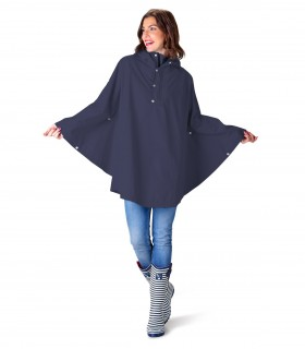 Happy Rainy Days regencape Nena navy