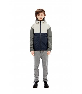Sways - 3 in 1 jacket - Blauw/Grijs/Moon