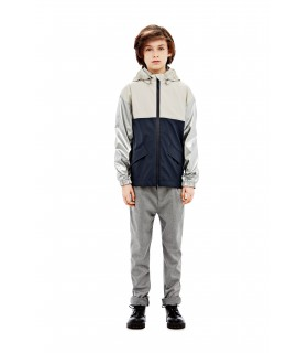 Sways - Dock jacket - Blauw/Reflex/Moon