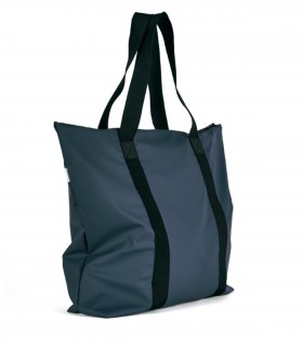 RAINS - Tote Bag Big - Blauw