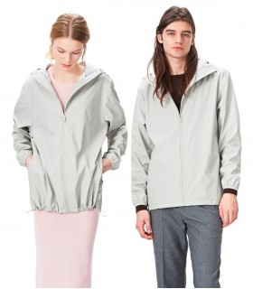 RAINS Base jacket Moon