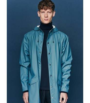 RAINS Long jacket Pacific