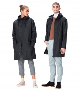 RAINS Alpine Jacket Zwart