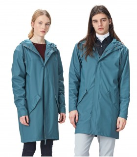 RAINS Alpine Jacket Pacific