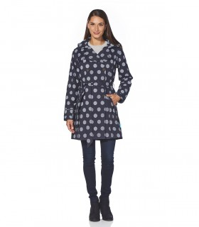 Dames regenjas van Happy Rainy Days trenchcoat Winny