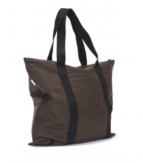 RAINS - Tote Bag Big - Brown