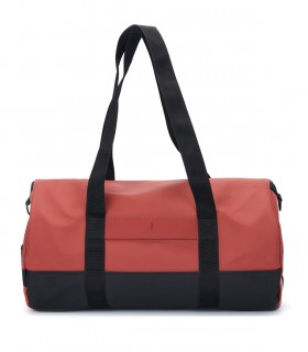 Rains Original Duffel Bag Scarlet