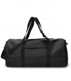 Rains Travel Duffel Black