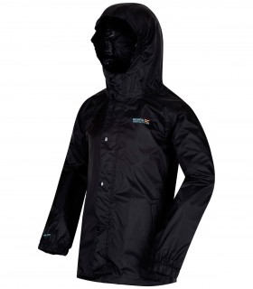Regenjas Pack-It Jacket Regatta Zwart