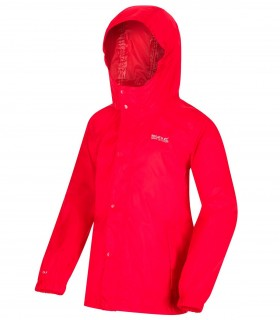 Regenjas Pack-It Jacket Regatta Rood