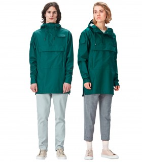 RAINS Camp Anorak Dark Teal