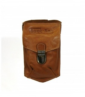 BOOT- BAG MODEL 3 - COGNAC