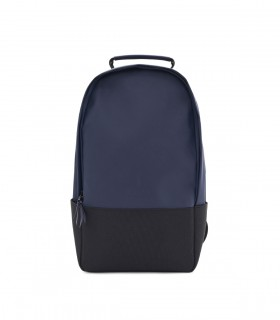 RAINS City Backpack blauw