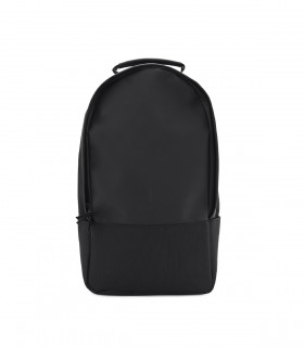 RAINS City Backpack zwart