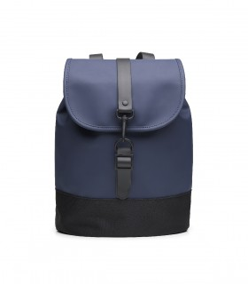 RAINS Drawstring Backpack blauw