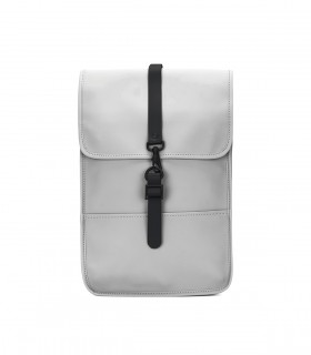 Rains backpack mini stone voorkant