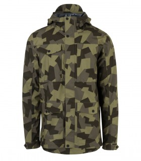 AGU Urban Outdoor Pocket Jacket Men Camo