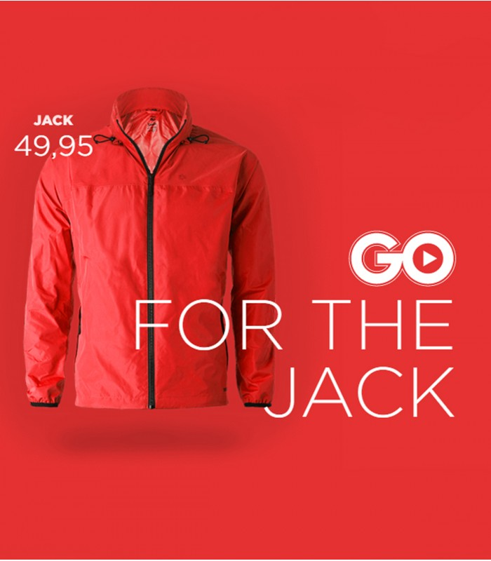 Go for the jacket
